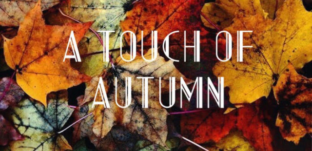 Touch of autumn